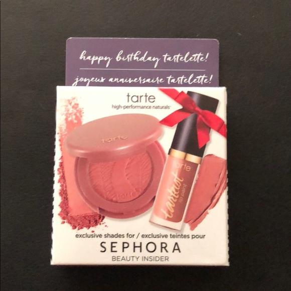 tarte Other - New! Sephora Tarte lip & cheek